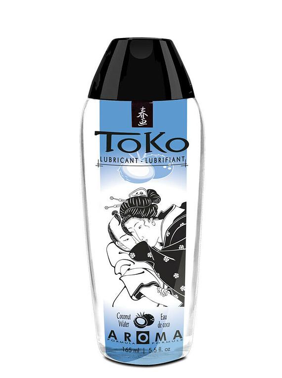 Lubricante Agua de Coco Toko