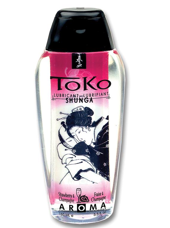 Lubricante Frutilla/Champaña Toko