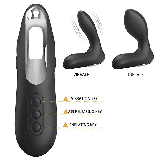 Vibrador Leonard Recargable / Inflable