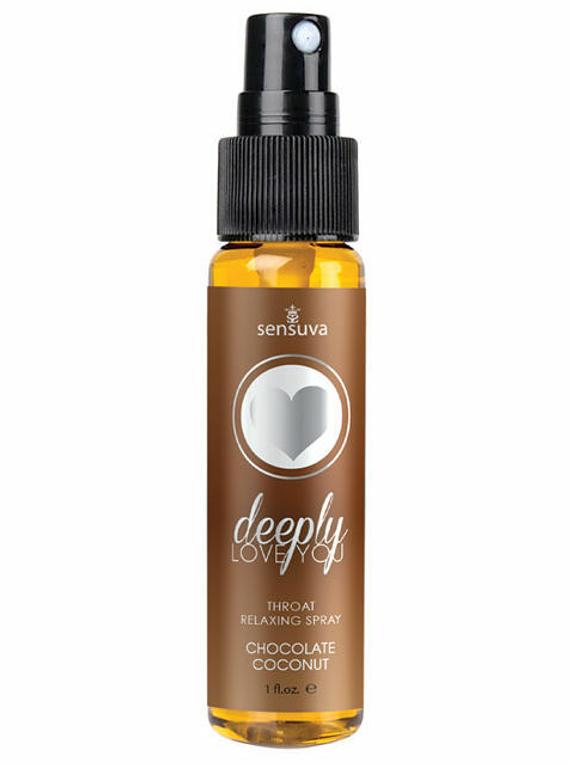 Spray Sexo Oral sabor Chocolate de Coco