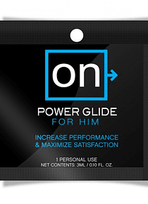 On Power Glide For Him Sachet