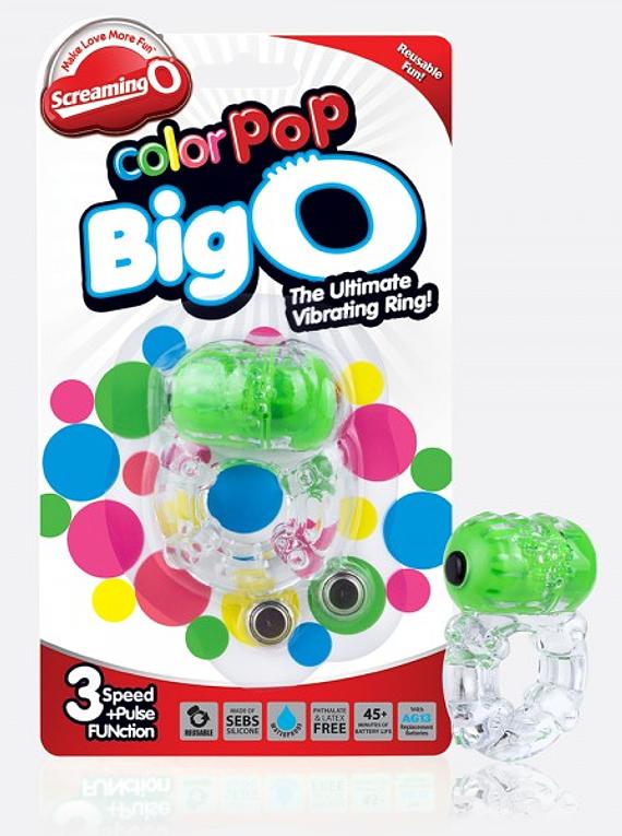 Anillo Vibrador Big O