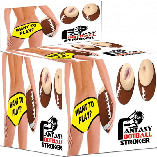 Masturbador Football Stroker
