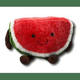 Peluche Fruta Sandia