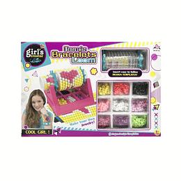 Juguete Set Beads Brazalete