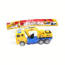 Juguete Camión Excavador