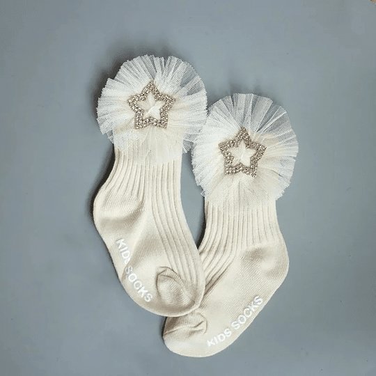 Socks Crystal Star