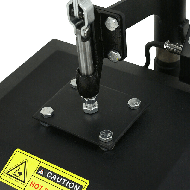 Plancha Transfer-Sublimacion 23x30 cm. Estructura Giratoria