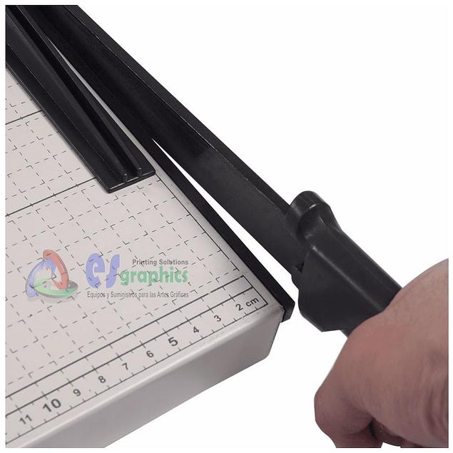 Guillotina Manual Cizalla 15