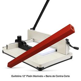 Combo Guillotina 12