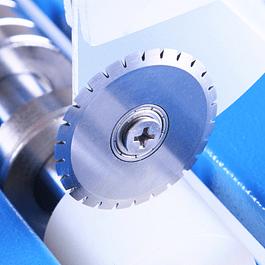 Navaja de Microperforado para Plecadora Eléctrica Multifuncional 3 en 1