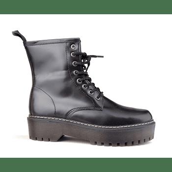 Combat Boot Negro