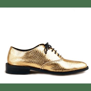 Oxford Escamas Dorado