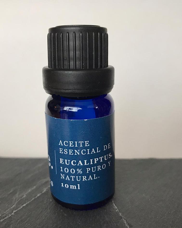 Aceite Esencial de Eucaliptus, para aromaterapia