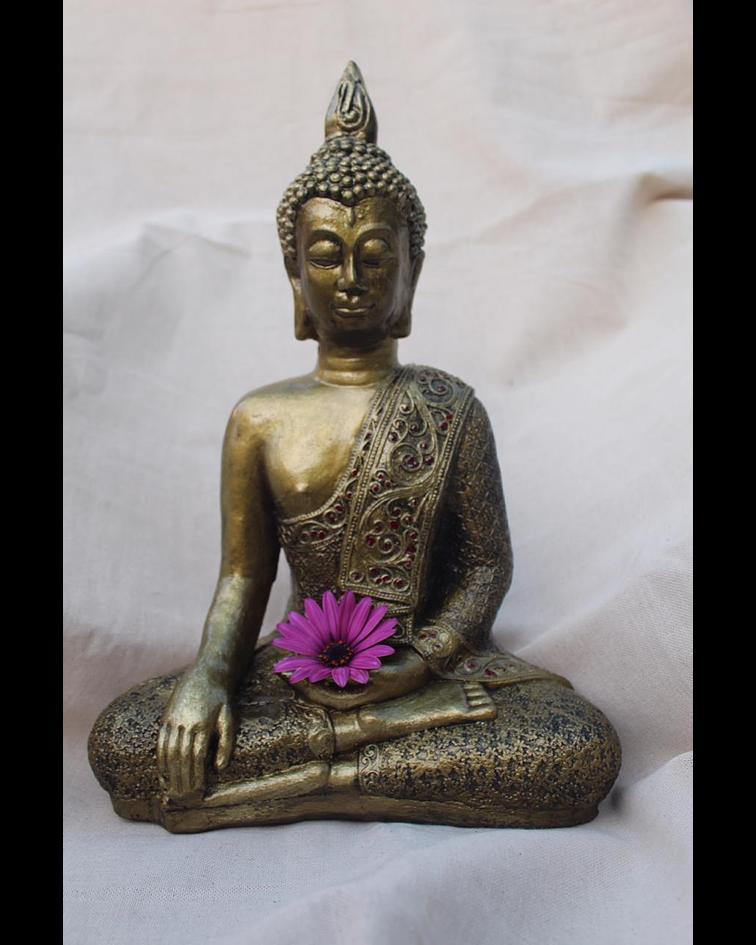 Buda Siddhartha escultura para Decoración Zen