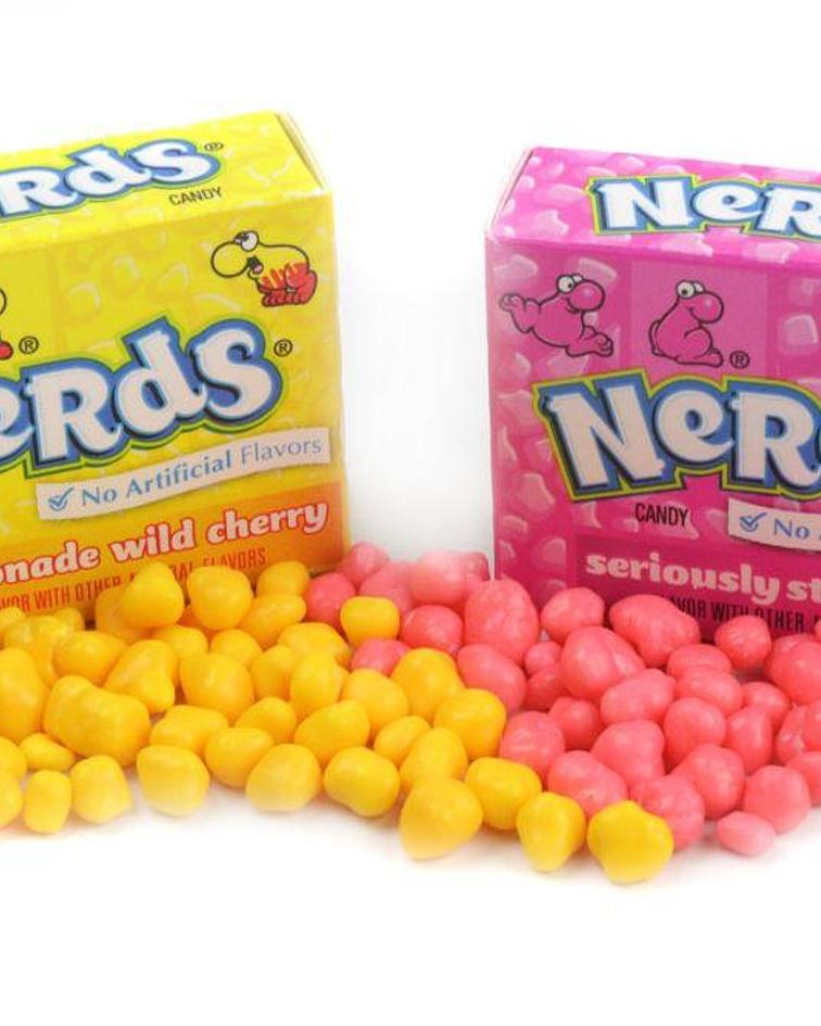 Nerds Miniatura candy