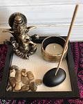 Jardîn Zen de Ganesha