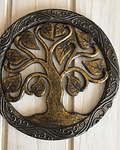 Decorativo pared de Madera de Arbol de la Vida