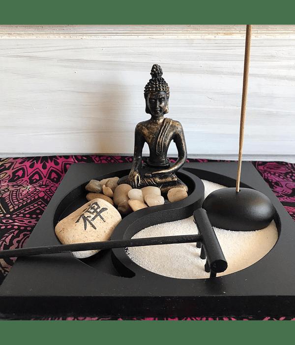 Jardin Zen De Buda