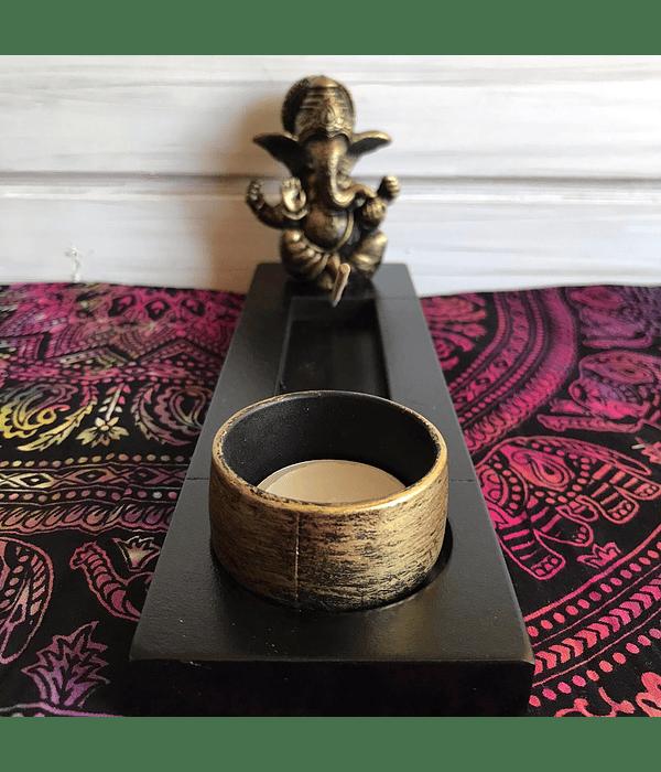 Ganesha porta Vela