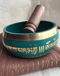 Cuenco Tibetano 7 Metales, nota FA