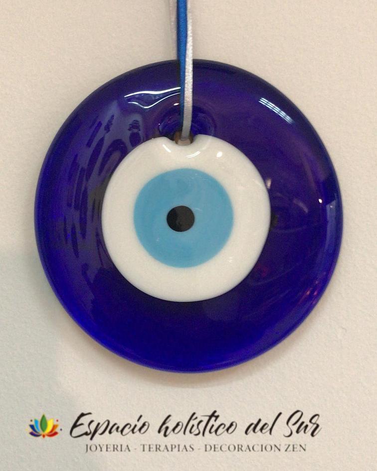 Ojo Turco Azul Protector