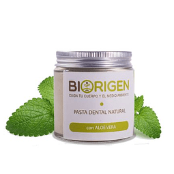 PASTA DENTAL NATURAL MENTA - BIORIGEN - 120 ML