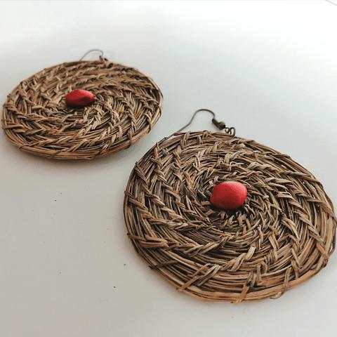 Aro manila aplicacion en rojo