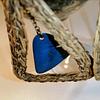 Aro manila azul