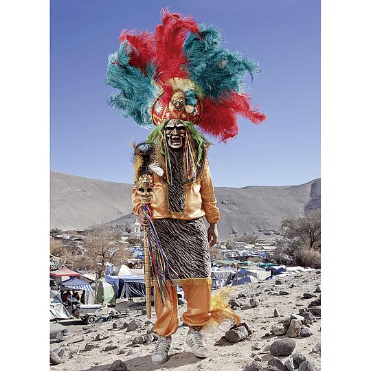 Andrés Figueroa - Bailarines del Desierto: Jorge Ramos