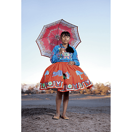 Andrés Figueroa - Bailarines del Desierto: Karla Tejada Rojas