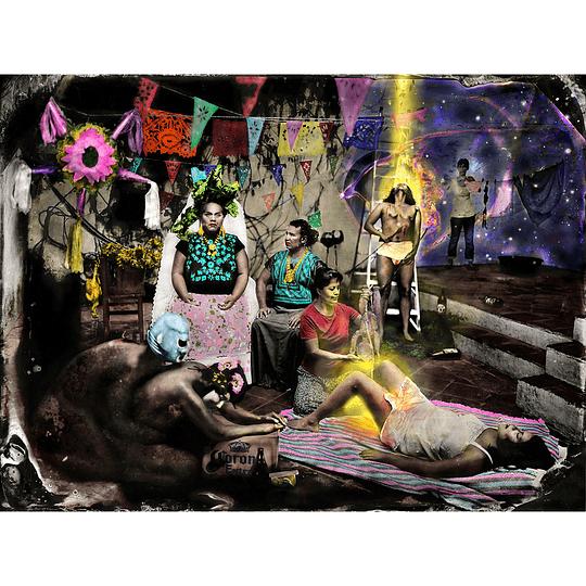 Mauricio Toro Goya - Muxe
