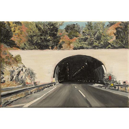 Mara Santibañez - Entrar al túnel