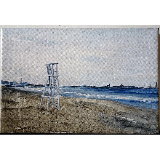 Mara Santibañez - Playa Ventanas 02