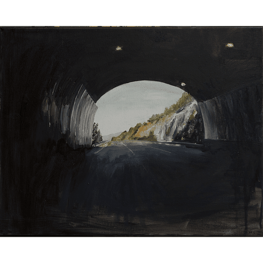 Mara Santibañez - Salir del túnel Zapata