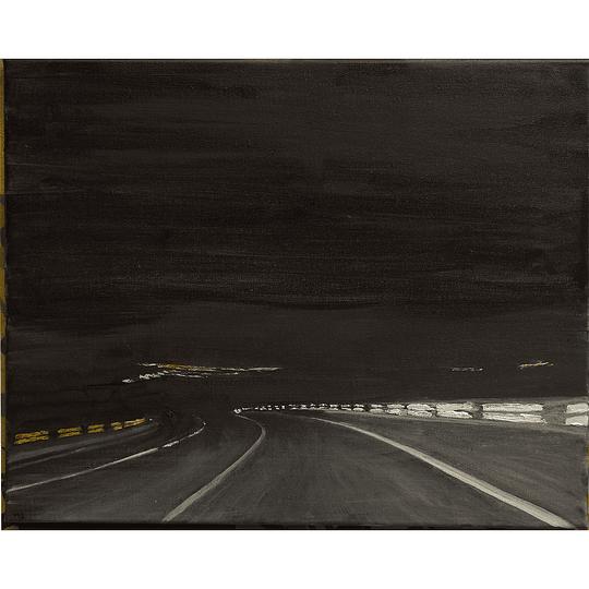 Mara Santibañez - Ciudad a lo lejos