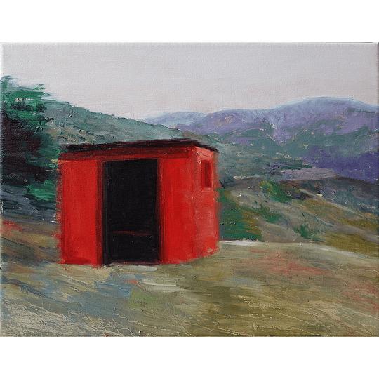 Mara Santibañez - Casucha Roja (*)