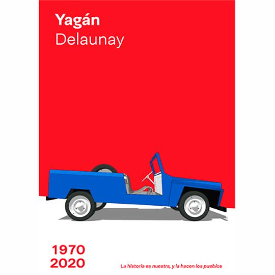 Alfredo Da Venezia - Yagán Delaunay (Afiche 2)
