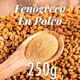 Fenogreco En Polvo 250 G