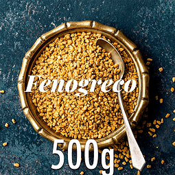 Fenogreco En Semilla 500 G