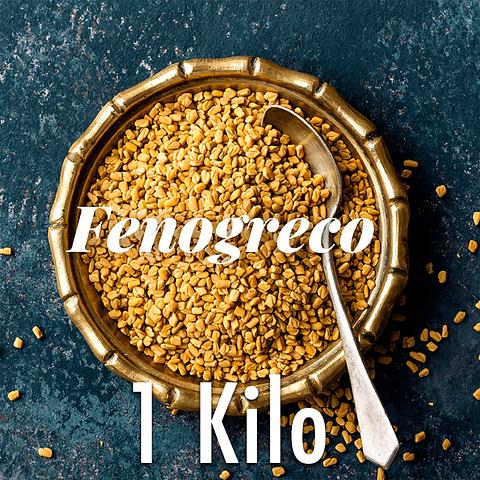 Fenogreco En Semilla 1 Kilo