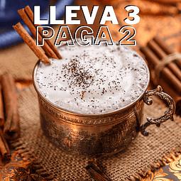 3 Mix Café Chai Por el precio de 2