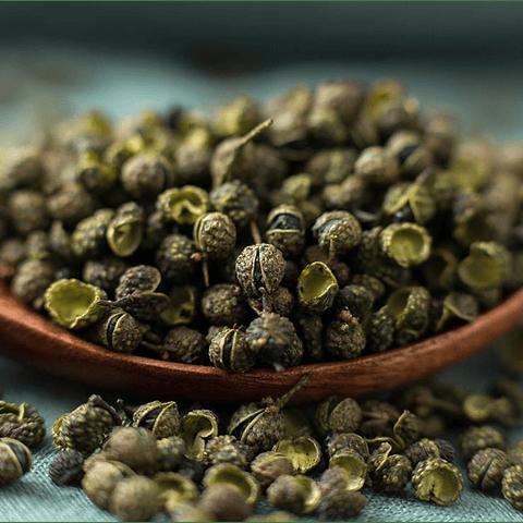 Pimienta Verde de Sichuan