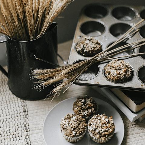 Molde Muffin Acero