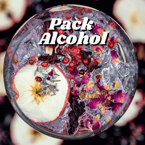 PACK BÁSICO Coctelería Con Alcohol