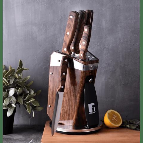 Set Cuchillos Ultra Premium