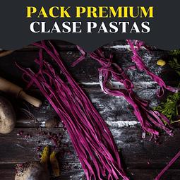 ⭐PACK PREMIUM⭐ Clase Pastas