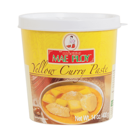 Curry Pasta Yellow