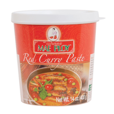 Curry Pasta RED