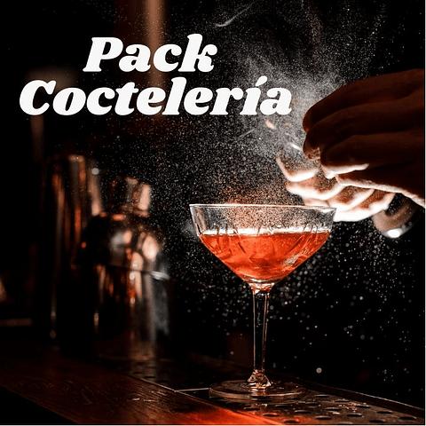 PACK COCTELERÍA